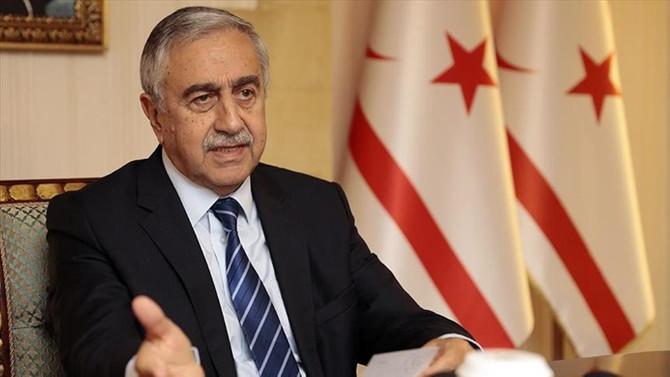 Akıncı: Kıbrıs'ta statükonun devamını istemiyoruz