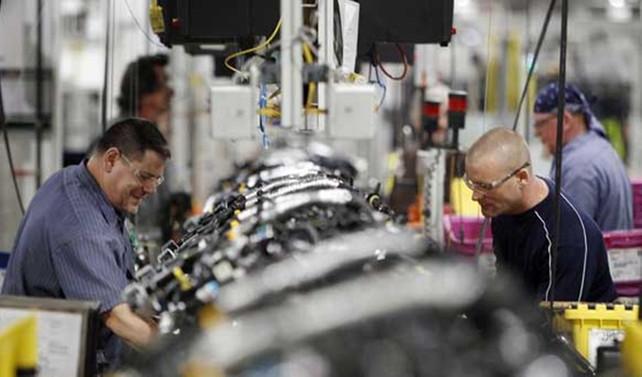 ABD'de ISM imalat sanayi endeksi 6 ayın en düşük seviyesine geriledi