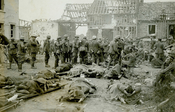 Birinci Dünya Savaşı biteli 100 yıl oldu