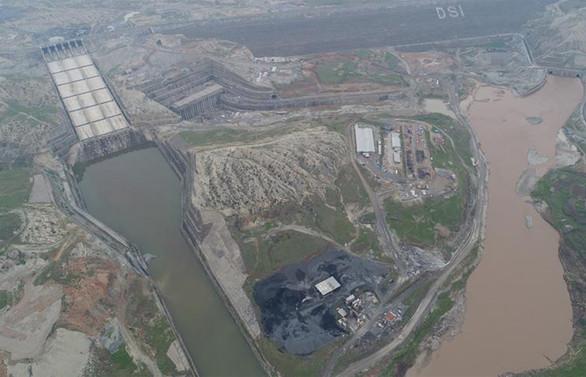 GAP'ın iki dev barajı tamamlanıyor