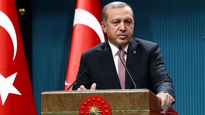 Erdoğan: Terörle mücadele Avrupa milletlerinin güvenliğinin gereği
