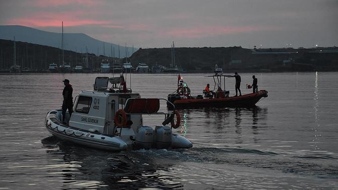 İzmir'de bir tekne faciası daha