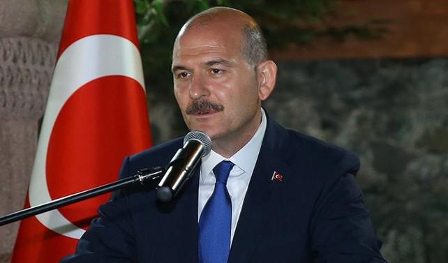 Bakan Soylu'dan ABD'nin PKK hamlesine tepki