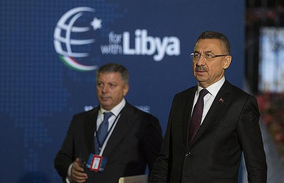 Libya Konferansı'nda kriz: Türkiye çekildi