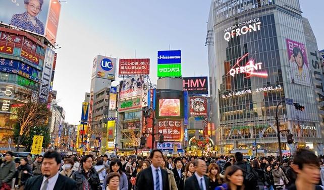 Japon ekonomisi küçüldü