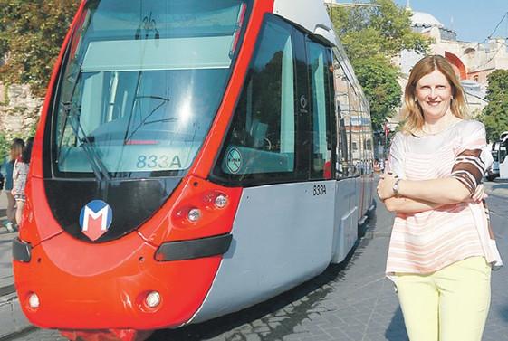 Alstom'un iş hacmi 2 milyarı aştı