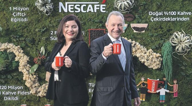 80 yaşındaki Nescafe'den sürdürülebilir tarıma 500 milyon dolar
