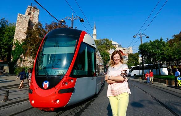 Alstom'un iş hacmi 8 yılda 2 milyarı aştı