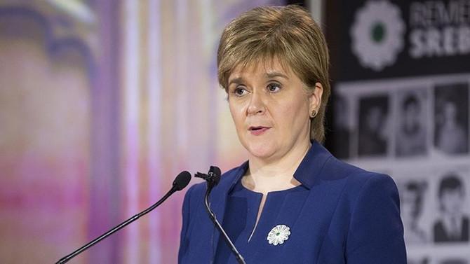 Sturgeon: Brexit İskoçya'nın bağımsızlık davasını güçlendirdi