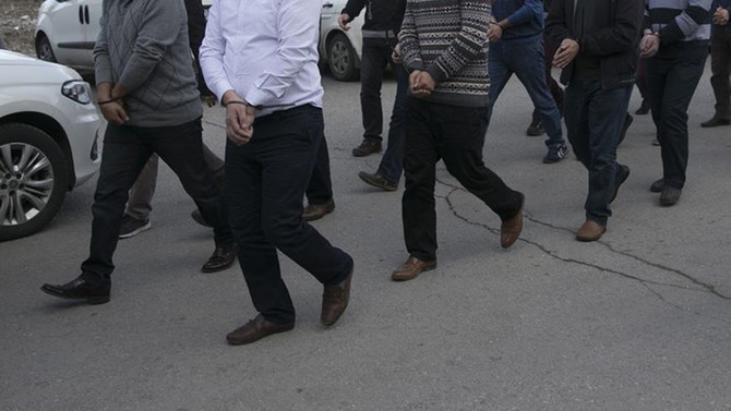 İstanbul'da FETÖ operasyonu: 7 kişi yakalandı