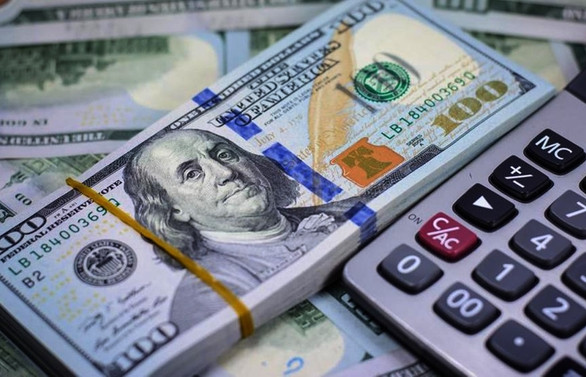 Dolar bugün 5.35 civarında yatay bir seyir izledi
