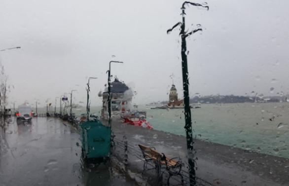 Marmara ve Ege içi kuvvetli yağış uyarısı