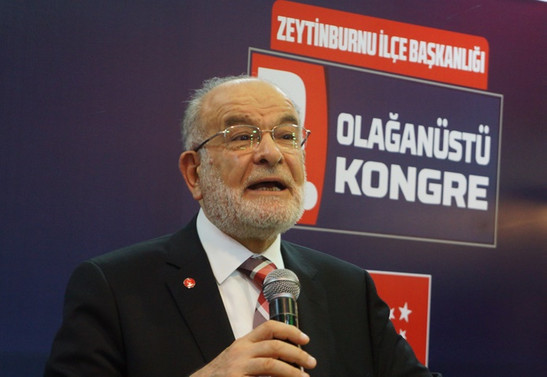 Karamollaoğlu'dan yerel seçim açıklaması