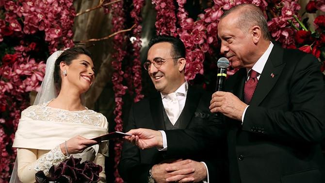 THY Yönetim Kurulu Başkanı  Aycı evlendi