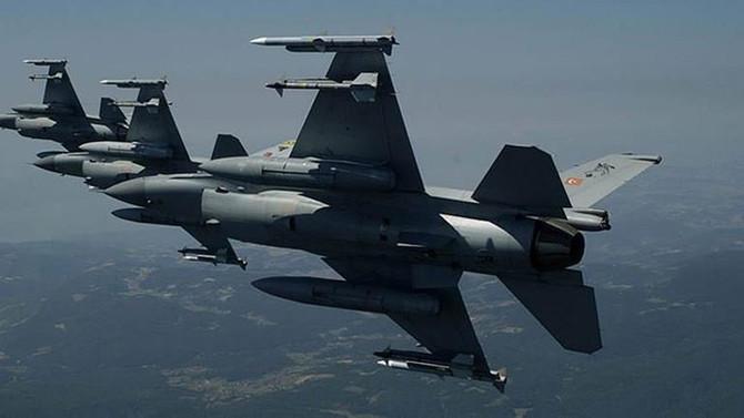 Hava harekatlarında 14 terörist etkisiz hale getirildi