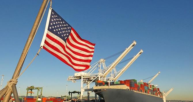 ABD'de dış ticaret açığı 7 ayın en yüksek seviyesine çıktı