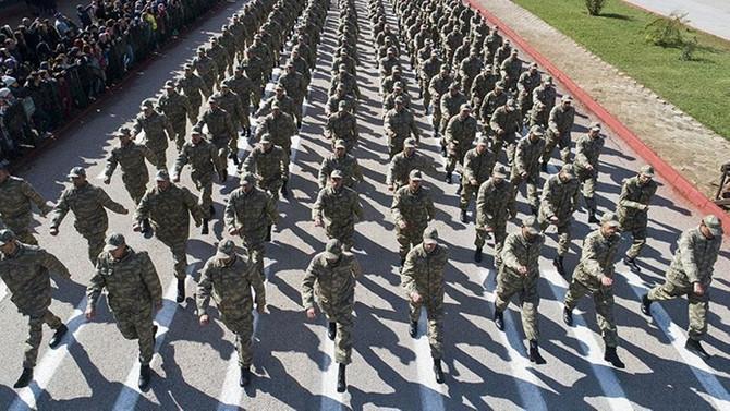 Askerlik şubelerinde hafta sonu 'bedelli' mesaisi devam edecek