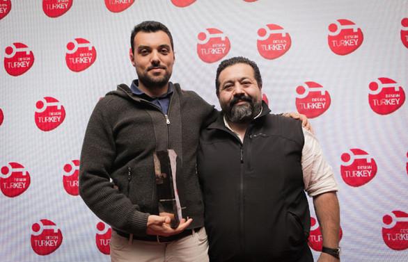 TRAGGER'a Design Turkey'de İyi Tasarım Ödülü