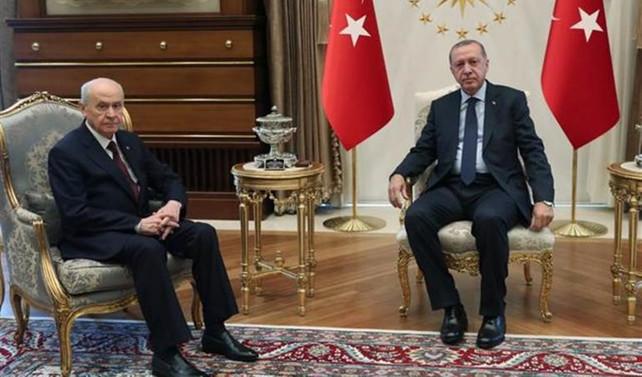 Erdoğan: Seçim ittifakını konuşacağız