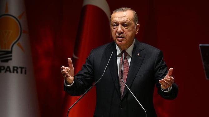 Erdoğan: Yolunu şaşıranı ya ıslah ya tasfiye edeceğiz