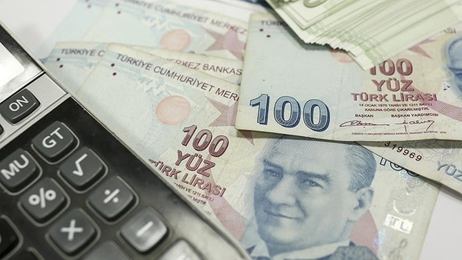 Merkezi yönetim brüt borç stoku 1 trilyon 83,5 milyar lira