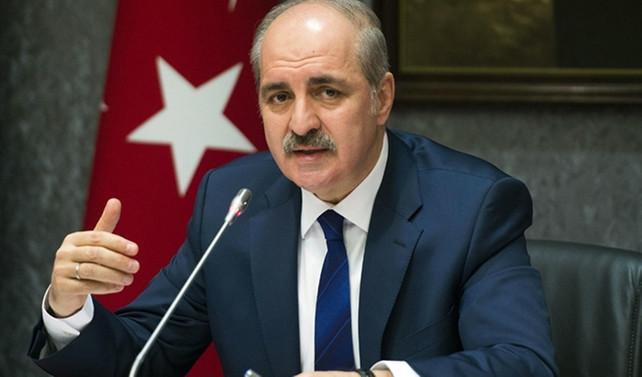 Kurtulmuş: İstanbul ve Ankara adaylarımız belli