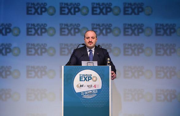 17. MÜSİAD EXPO başladı