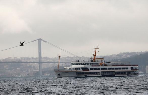 İstanbul'da hava yağışlı, sıcaklıklar düşecek