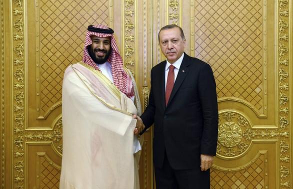 Erdoğan, prensle görüşmeyeceğini açıkladı