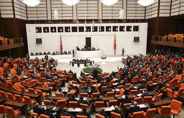 2019 bütçesi Genel Kurula geliyor