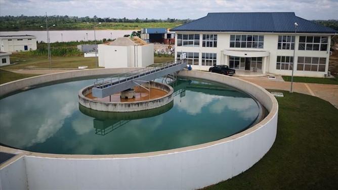 Gana'da 2 milyon kişiyi temiz suya kavuşturan proje açıldı