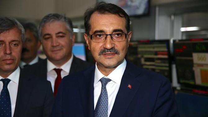 Bakan Dönmez: Türkiye'nin ikinci sondaj gemisi geliyor