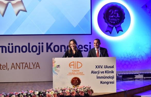 Türkiye'de hem çocuklarda hem büyüklerde besin alerji sıklığı artıyor