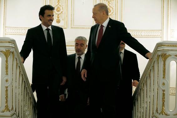 Cumhurbaşkanı Erdoğan: Türkiye ve Katar kara gün dostudur