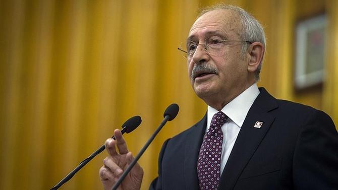 Kılıçdaroğlu: Öğretmenlere en az 6 bin lira maaş ödenmeli