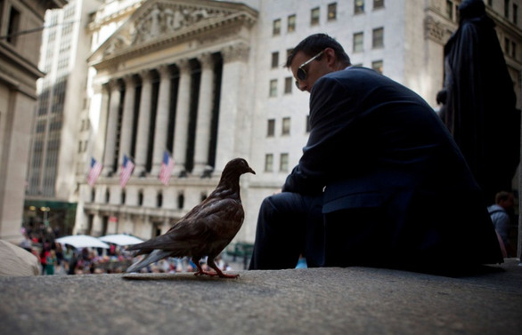 Güvercin Fed doları düşürdü