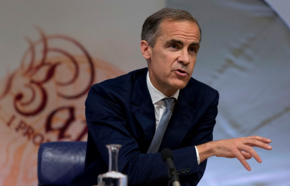 BoE: Brexit'te 2 yıllık geçiş süreci gerekli