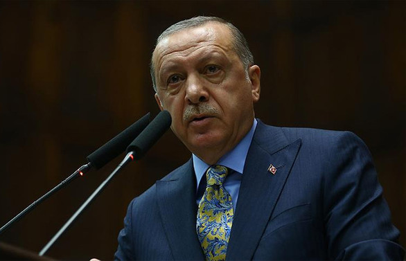 Erdoğan: Hedefimiz Münbiç'ten terör örgütlerinin çıkmasıdır