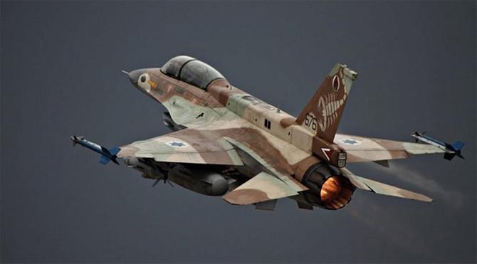 'Suriye, İsrail uçağını düşürdü' iddiası