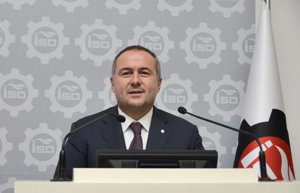 İSO'da yeni başkan yardımcısı Serdar Urfalılar oldu