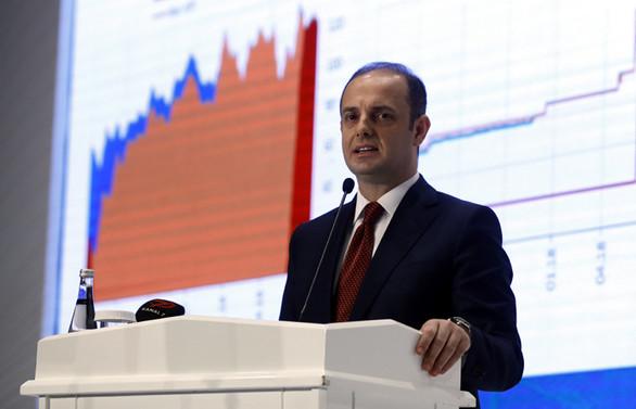 Çetinkaya: Enflasyonun hedeflere yakınsaması beklenmektedir