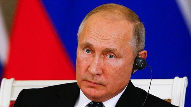 Putin'den ABD'ye 'Orta Menzilli Nükleer Kuvvetler Antlaşması' uyarısı