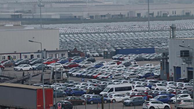 Otomotiv ihracatı ekimde yüzde 11 arttı