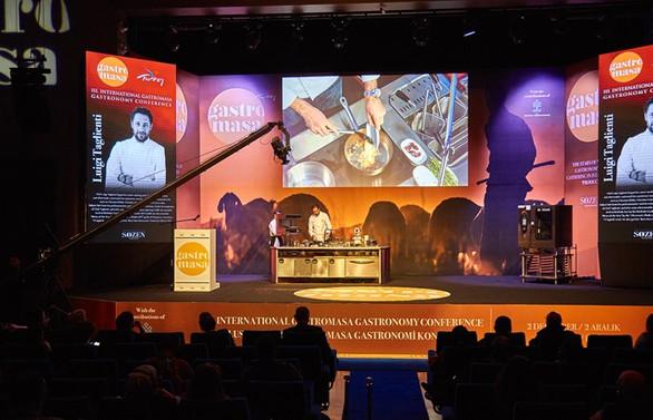 Gastromasa Gastronomi Konferansı 17 Kasım'da