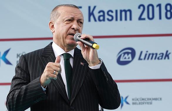 Cumhurbaşkanı Erdoğan: Kazanırsak hep birlikte kazanacağız
