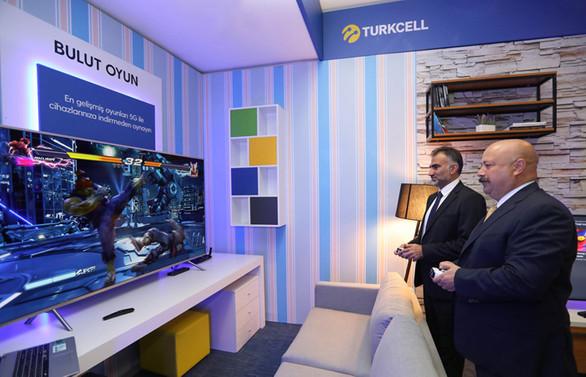 Türkiye'nin ilk canlı 5G deneyimi