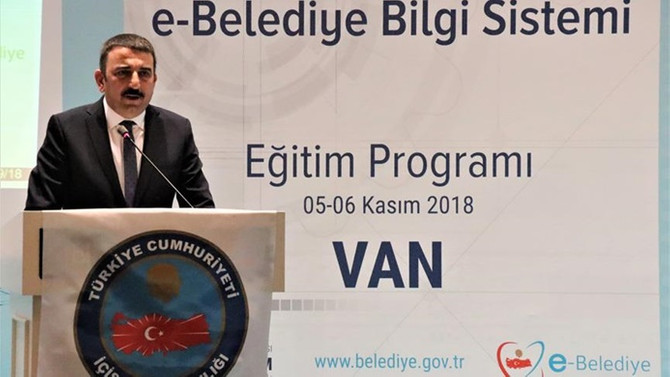 'E-Belediye Bilgi Sistemi yıllık 3 milyar lira tasarruf sağlayacak'