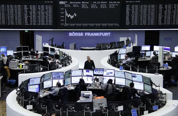 Avrupa borsaları İngiltere hariç günü düşüşle kapattı