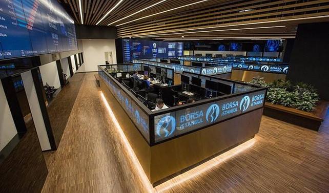 Borsa 96.000 puanın üzerinde açıldı