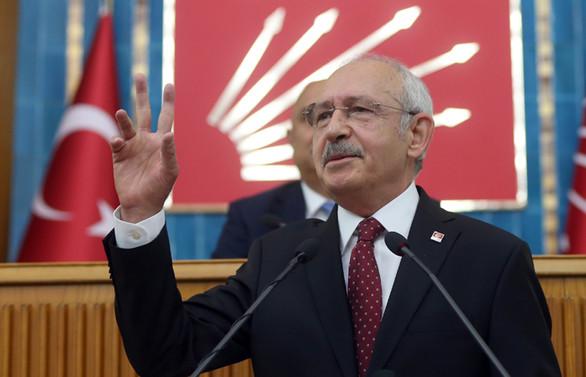 Kılıçdaroğlu: Türkiye mali olarak bağımsız değil